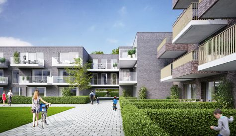 Nieuwbouwproject Geel - Fase 2